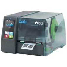 CAB: EOS2/300 (108mm) - 300DPI, Flat Head, Ø рулона этикеток до 152 мм, 5978202