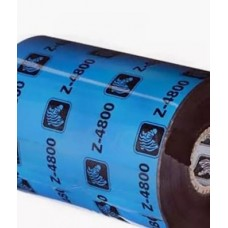 Zebra 4800 RESIN 60ММ X 450М(box), 04800BK06045/24