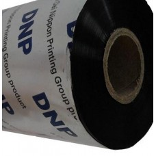 DNP TR5080 Specialty Wax Resin Flat Head  110MM X 300M, 17253057