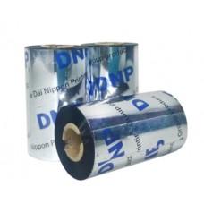 DNP TR4085+ ® Premium Resin-Enhanced Wax Flat Head 63,5MM x 74M, 17291691