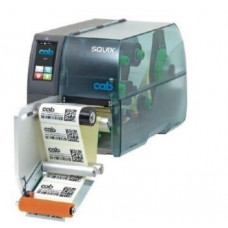 cab: SQUIX 4/300 (105,7mm) - 300DPI, Flat Head с аппликатором demand