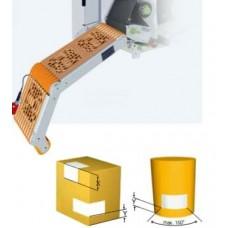 cab: Hermes+ 4 /300-3 (106ММ) -300DPI, с аппликатором с вакуумными ремнями для нанесения этикетки на угол упаковки