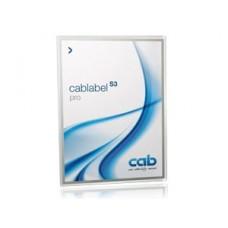cab: программное обеспечение cablabel S3 Pro, 4 доп. лицензии